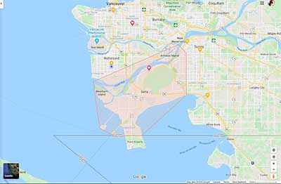 electrician-vancouver 0n Google